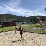 Sandviken Camping Tinn