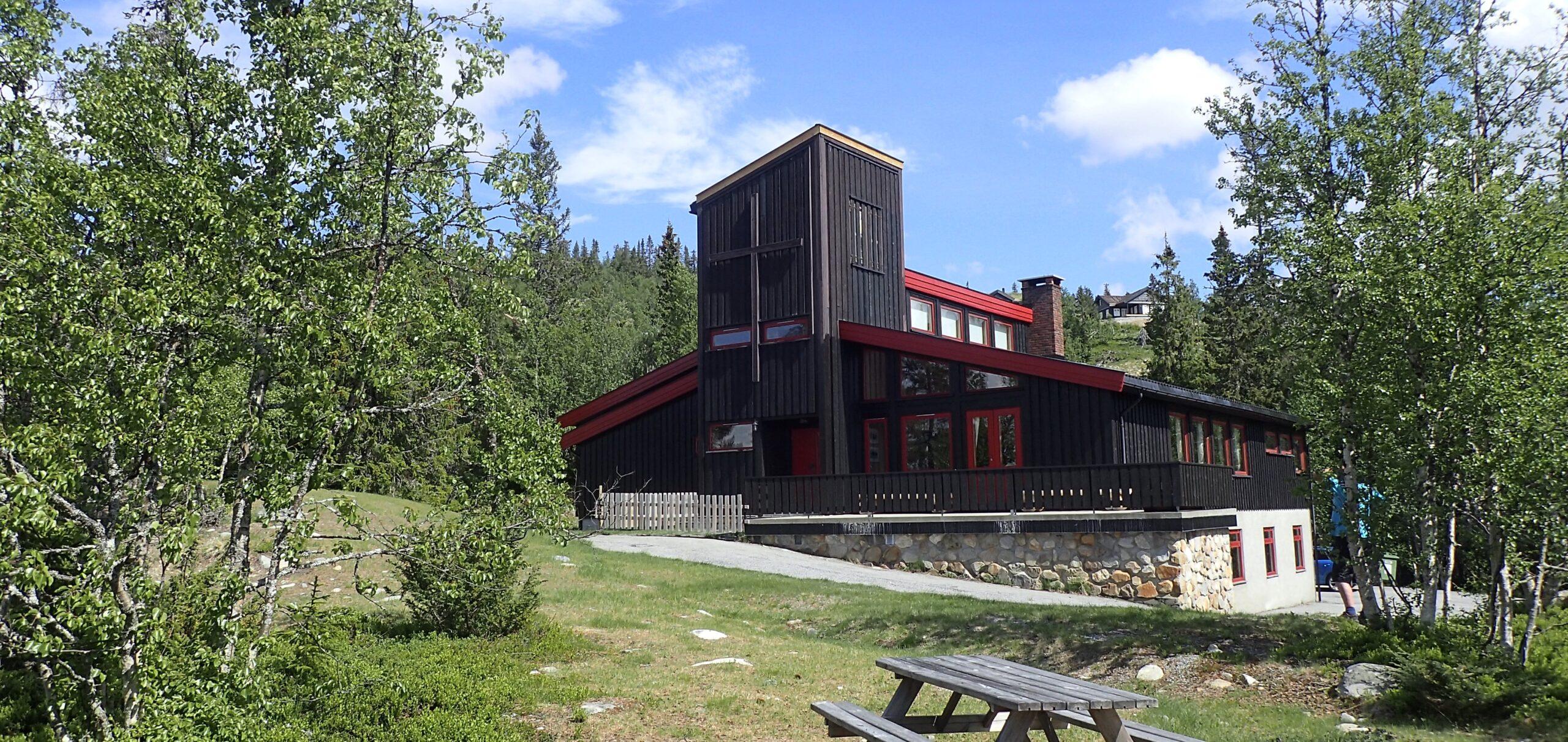 Skirva Fjellkyrkje