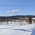 Gaustatoppen im Winter