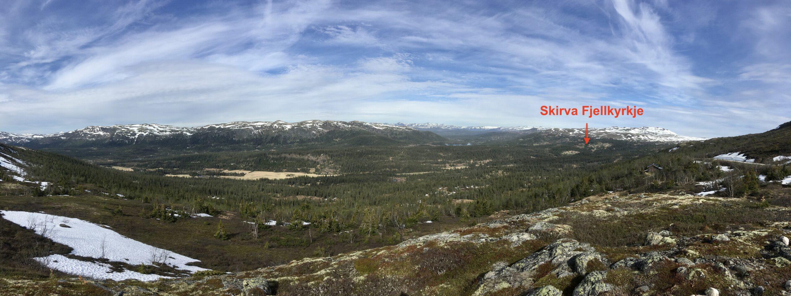 Skirvedalen Tinn-Telemark